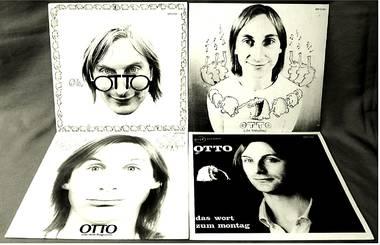 4 x LP mit Otto : Oh. - Das Wort zum Montag - Das vierte Progamm