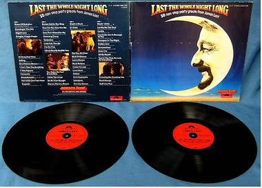 James Last – Last the whole Night long - Doppel LP