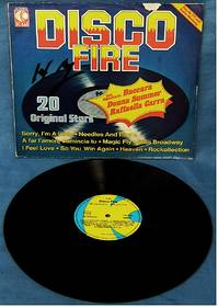 Disco Fire  -  K-Tel – TG 1169
