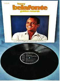 Harry Belafonte : Golden Records