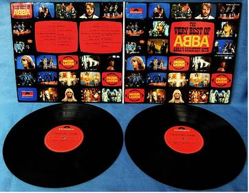 The very best of ABBA - ABBA's greatest Hits