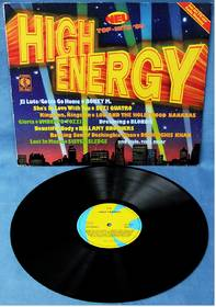 High Energy - Label: K-Tel – TG 1243