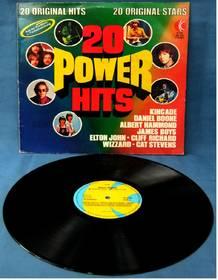 20 Power Hits - Label: K-Tel – TG 102