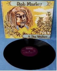 Bob Marley & The Wailers - Label: Bellaphon – 220·07·006