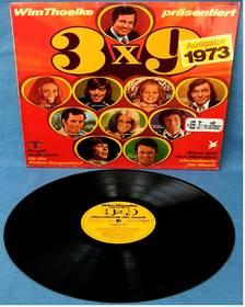 Wim Thoelke präsentiert : 3x9 - Stars und ihre Melodien 1973