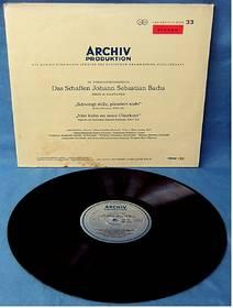 Archiv Produktion - Das Schaffen Johann Sebastian Bachs - Kantate