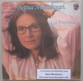 Single 7' La Provence / Des einen Freud des andern Leid - 1980