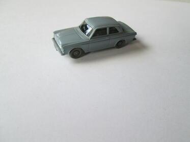 Wiking 20b Ford Taunus 12 m blaugrau 1: 87