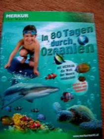 Merkur Sammelalbum - In 80 Tagen durch Ozeanienen für 114 Sammelk