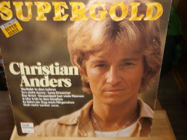Supergold - Christian Anders