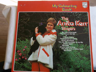 My Colouring Book - The Anita Kerr Singers