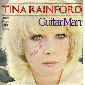 Guitar Man - Tina Rainford
