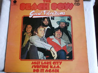 Good Vibrations - Beach Boys