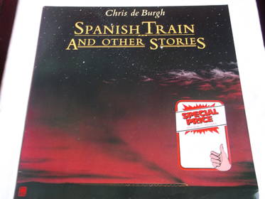 Spanish Train and other Stories - Chris de Burgh