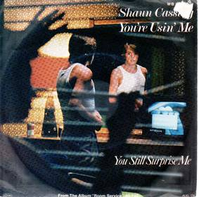Shaun Cassidy - You're Usin' Me