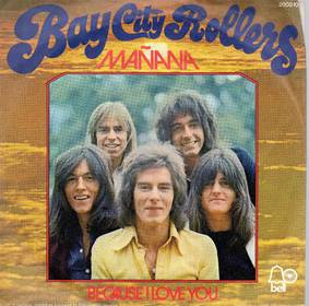 Bay City Rollers - Manana