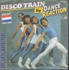 Dance Reaktion - Disco Train