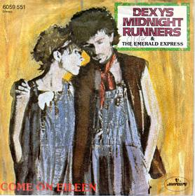 Come On Eileen - Dexys Midnight Runners & The Emerald Express