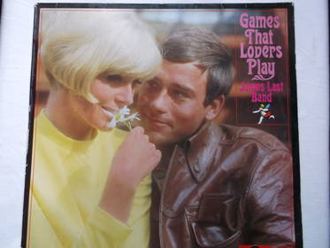 James Last Band - Games That Lovers Play