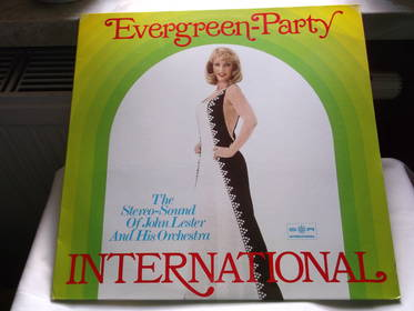 Evergreen-Party International - John Lester And His Orchestra