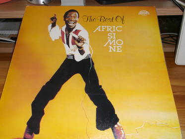 The Best Of - Afric Simone