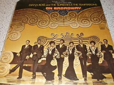 Diana Ross and The Supremes & The Temptations  - On Broadway