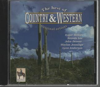 The best of Country & Western - Original Artists