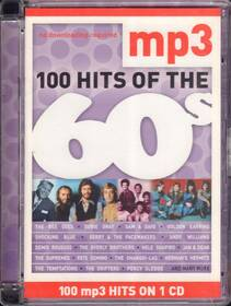 100 HITS OF THE 60s im MP3-Format