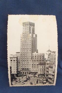 Antwerpen Torengebouw Hoogte 87