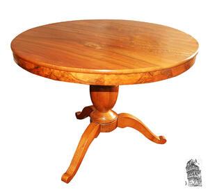 Biedermeier Salontisch, Tisch, süddeutsch, um 1820