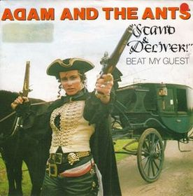 Stand And Deliver / Beat My Guest