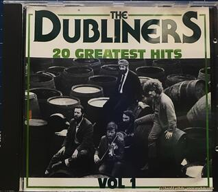 The Dubliners - 20 Greatest Hits Vol 1 - CD