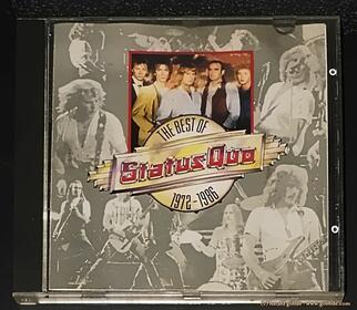 Status Quo - The Best Of Status Quo 1972-1986 - CD