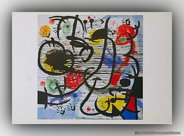 Joan Miró - Mai 1968