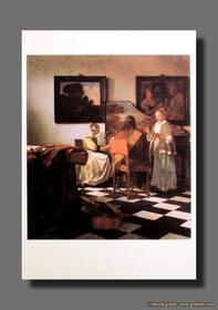 Jan Vermeer - Das Konzert