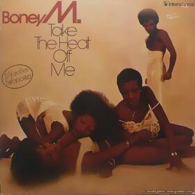 Boney M. - Take The Heat Off Me - Vinyl