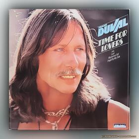 Frank Duval - Time For Lovers - Vinyl