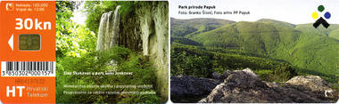 Kroatien - Nationalparks (Slop Skakavac u park sumi Jankovac / Pa