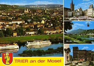 Trier an der Mosel