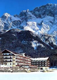 Grainau-Eibsee, Eibsee Hotel