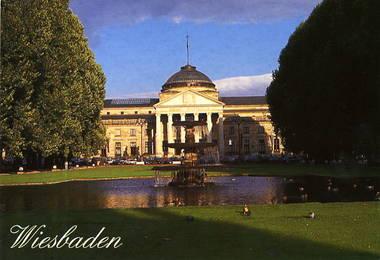 Wiesbaden, Kurhaus