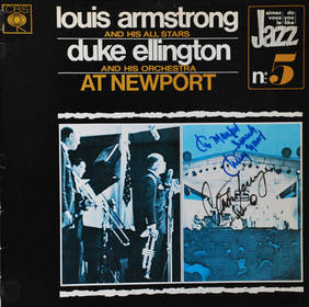 At Newport (Louis Armstrong / Duke Ellington)