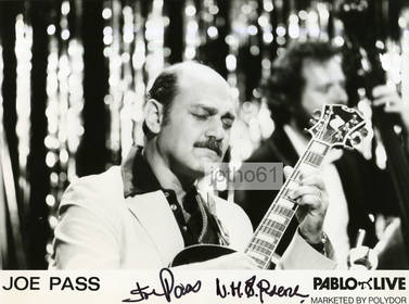 Joe  Pass / Niels-Henning Ørsted Pedersen
