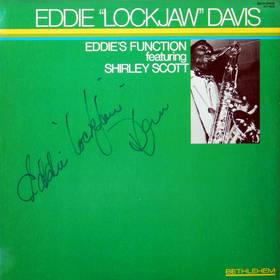 Eddie's Function featuring Shirley Scott