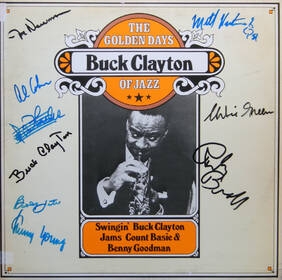 Swingin' Buck Clayton Jams Count Basie & Benny Goodman