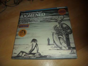 Album Mozart: Idomeneo   Gesamtaufnahme