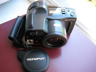 Olympus-Autofocus-Kleinbildkamera