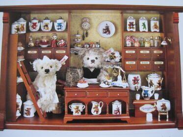 Steiff - Honigschleckerladen