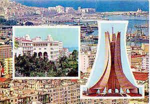 Algerien - Alger la Blanche
