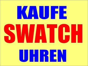 ANKAUF von Swatch Uhren Sammlungen